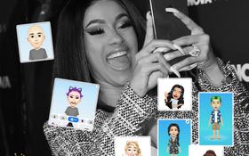 """Sau khi khuấy đảo Facebook, trend mới avatar emoji nhận nhiều ý kiến trái chiều vì quá """"gây lú"""""""