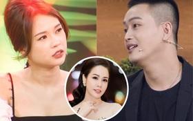 Vừa vướng tin đồn tình ái với Nhật Kim Anh, TiTi (HKT) lại công khai tỏ tình với Sam trên sóng truyền hình