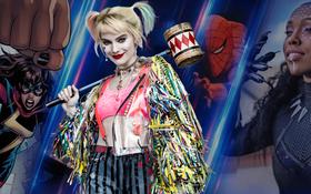 """Marvel tung phim tài liệu oách thôi rồi nhưng sao lại có """"nữ hề"""" Harley Quinn nhà DC đi lạc qua vậy ta?"""