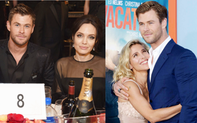 """Rầm rộ tin Angelina Jolie tán tỉnh và âm mưu phá hoại gia đình """"Thor"""" Chris Hemsworth, lịch sử người thứ 3 lặp lại?"""