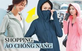 6 brand áo chống nắng được tin dùng nhất tại Việt Nam: Giá từ 400k, chất liệu mát mẻ và chống nắng hiệu quả nên rất đáng đầu tư