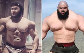 """Bị """"Gorilla Kazakhstan"""" cà khịa cực gắt, """"Hulk Iran"""" nổi giận, thề sẽ bẻ gãy chân tay của đối thủ"""