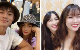 """Hoà Minzy chia sẻ story của Văn Toàn và tag tên bạn gái Nhung Bum: Vừa giúp bạn thân công khai tình cảm, vừa xoá tin đồn """"toang"""""""