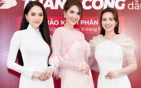 Hương Giang lần đầu dự sự kiện sau drama với antifan, để lộ thần sắc khác 180 độ so với Ngọc Trinh - Huyền Lizzie