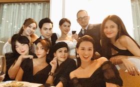Hội sao Hà thành đọ visual tại đám mời cưới MC Thu Hoài: Phanh Lee đẹp chuẩn phu nhân hào môn, Việt Anh bất ngờ giữ khoảng cách với Quỳnh Nga