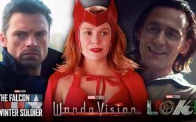 NÓNG: Marvel tới tấp tung liền cả núi trailer mới, công bố loạt dự án khủng trong đó có Fantastic 4!