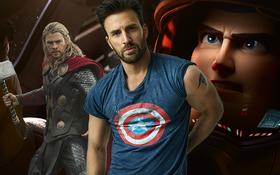 """""""Đội trưởng Mỹ"""" nghỉ Marvel đi làm... đồ chơi, Nàng Tiên Cá có cha ruột khác màu da ở loạt bom tấn Disney sắp đổ bộ!"""
