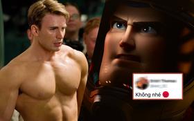 """Fan phản đối kịch liệt vụ """"Đội trưởng Mỹ"""" gia nhập Pixar, đòi giữ nhân vật huyền thoại cho gương mặt """"hàng auth"""""""