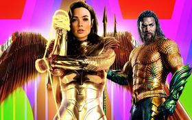 """6 điều ít ai biết về Wonder Woman 1984: """"Chị đẹp"""" tung hoành khi Aquaman còn chưa thụ thai, số tiền cát-xê khủng muốn xỉu lên xỉu xuống!"""