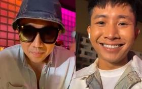 Sau bao ngày chờ đợi, Ricky Star và Lăng LD cuối cùng cũng được Trấn Thành tặng máy lọc không khí!