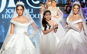 Đêm diễn thứ 3 của VIFF 2020: Hoa hậu Tiểu Vy khoe vòng 1 căng tràn khi làm vedette
