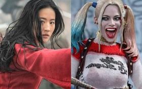 Lưu Diệc Phi vượt mặt quái nữ Harley Quinn, giật giải thưởng nữ chính xuất sắc nhất kỳ ghê!