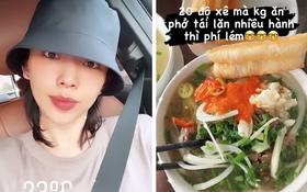 """Lạnh """"20 độ xê"""" thì ăn gì cho ngon: lướt qua Instagram của """"food girl"""" Tóc Tiên sành ăn là biết liền!"""