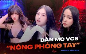 """Ngắm nhan sắc 3 cô gái """"hót hòn họt"""" sẽ thay thế Minh Nghi làm MC tại VCS mùa Xuân 2021"""