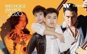 Những nguồn ánh sáng và cảm hứng diệu kỳ bùng nổ cảm xúc được tái hiện ngay tại sân khấu WeChoice Awards 2020!