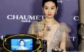 Dở khóc dở cười chuyện fan Lưu Diệc Phi đăng ảnh đáp trả netizen chê tăng cân, ai ngờ bị tố nhan sắc vì chi tiết siêu nhỏ