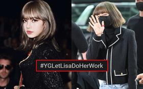 Gần 6 triệu tweet đòi công bằng của fan BLACKPINK không công cốc, YG đã cho Lisa làm việc và có lịch trình mới nhất tại Ý?