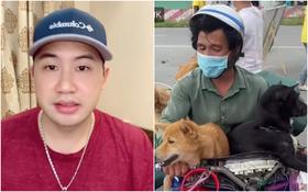 Hot TikToker Trương Quốc Anh lên tiếng vụ 15 chú chó bị tiêu huỷ, đề xuất giải pháp có thấu tình đạt lý?