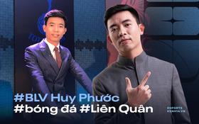 """Phỏng vấn BLV Huy Phước: """"Team Flash đã có quá nhiều thứ để trở thành huyền thoại, còn V Gaming cần một chức vô địch để tự tin hơn"""""""