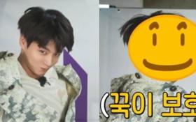 HYBE dày công che kín meme của Jungkook (BTS) nhưng làm sao nhanh tay bằng fan!