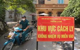 Hà Nội: F0 ho sốt tự mua thuốc uống, CDC đề nghị xử lý nghiêm nhà thuốc không báo cáo