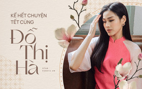 """Đỗ Thị Hà và năm đầu tiên đón Tết với cương vị là Hoa hậu: """"Tôi chưa có người yêu, nhưng đẹp mà không có ai tán mới lạ"""""""