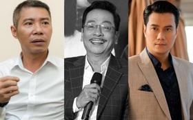 Cố NSND Hoàng Dũng trong mắt anh em đồng nghiệp: Người cha đặc biệt của Việt Anh, Công Lý theo nghề cũng vì cố nghệ sĩ