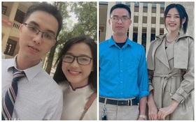 """Về thăm thầy chủ nhiệm ngày Tết, Hoa hậu Đỗ Thị Hà nhận """"cơn mưa"""" lời khen, nhan sắc thăng hạng trông thấy!"""