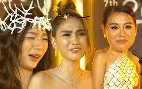 Ngọc Trinh, Nam Thư, ViruSs... đồng loạt nhăn nhó trên thảm đỏ WeChoice Awards 2020, lý do đằng sau khiến khán giả ngã ngửa