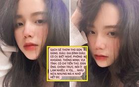 """Nữ MC xinh đẹp Kim Sa tiết lộ gu bạn trai lý tưởng, đặc biệt là tiêu chí khiến không ít fan """"đỏ mặt"""""""