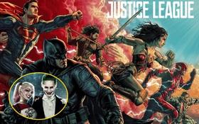 """Justice League bản full thay đổi tương lai DC cực mạnh: Superman bị """"cắm sừng"""", Harley Quinn ăn thua đủ với Joker?"""