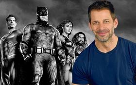 Khán giả phẫn nộ vì Chủ tịch Warner Bros. kiên quyết từ bỏ Zack Snyder khỏi vũ trụ DC, nhưng thực hư thế nào?