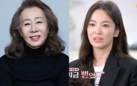 7 diễn viên tham gia, mỗi mình Song Hye Kyo gây bão vì hé lộ mối quan hệ với minh tinh Hàn đầu tiên được đề cử giải Oscar