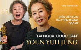 """""""Bà ngoại quốc dân"""" Youn Yuh Jung: Từ người phụ nữ bị khinh miệt vì ly hôn đến diễn viên Hàn Quốc đầu tiên nhận giải Oscar"""