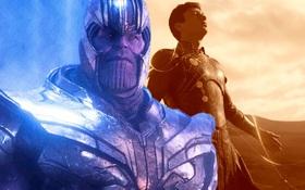"""The Eternals của Marvel úp mở về """"siêu phản diện"""" còn khủng khiếp hơn Thanos, netizen vội đặt ra chùm giả thuyết"""