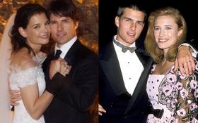 """""""Lời nguyền"""" số 3 khiến Tom Cruise khổ sở vì hôn nhân: Vợ cứ đến tuổi 33 là ly hôn, cả 3 lần kết hôn chưa bao giờ lệch"""