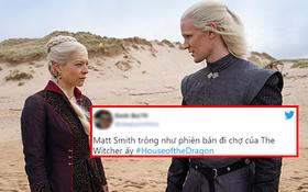 """Game of Thrones hí hửng khoe ảnh series tiền truyện nhưng lại bị netizen chê """"phèn"""", tạo hình như... đi chợ?"""