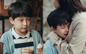 """Phát sốt với profile """"con trai Lee Bo Young"""" ở Mine: Diễn xuất cực đỉnh, 10 tuổi đã có phim thắng Oscar"""