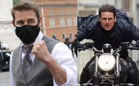 """Bom tấn Mission: Impossible 7 đột ngột hoãn quay vì Covid-19, Tom Cruise """"năm lần bảy lượt"""" quá là xui!"""