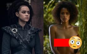Vì cảnh nóng hở 100%, nữ chính Game of Thrones ngậm ngùi bị ảnh hưởng cả sự nghiệp
