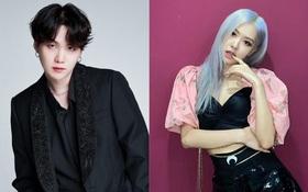 Rosé (BLACKPINK) thể hiện ca khúc Suga (BTS) sáng tác: Knet hết mình ủng hộ nhưng Vnet thì nhất quyết không cho!