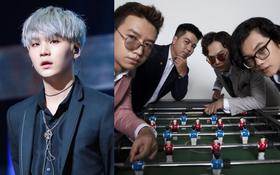 Rộ nghi vấn ca khúc Chillies kết hợp với Orange đạo beat ca khúc có SUGA (BTS) góp giọng, thực hư thế nào?