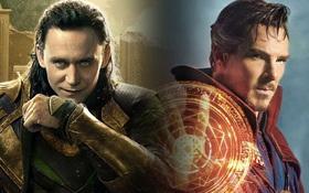 Marvel giải đáp cái kết Loki tập cuối: Tanh bành nguyên cả vũ trụ, bom tấn Doctor Strange bị đưa ngay vào tầm ngắm