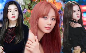 """Chuyện makeup của top 3 visual đình đám: Jisoo bứt phá xuất sắc, Irene """"ngã ngựa"""" vẫn luôn được gọi tên, Tzuyu giờ ở đâu?"""