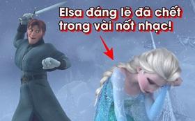 """6 sai lầm Disney """"nhắm mắt cho qua"""": Elsa đáng lẽ đã chết, thảm khốc nhất chính là sự dã man của Hercules với vợ con"""