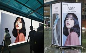 Choáng ngợp với hình ảnh của riêng Lisa (BLACKPINK) phủ sóng khắp mọi nơi tại Trung Quốc