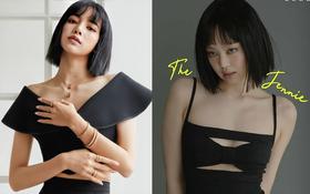 """Lisa debut solo chưa thấy đâu mà fan BLACKPINK đã rần rần thuật ngữ """"JNK1"""" cho sự trở lại của Jennie?"""
