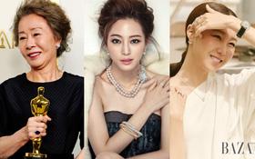 """Sao Hàn đeo trang sức đắt giá nhất: Minh tinh 74 tuổi mang gia tài 62 tỷ dự Oscar vẫn """"chào thua"""" kỷ lục của sao nữ thị phi"""