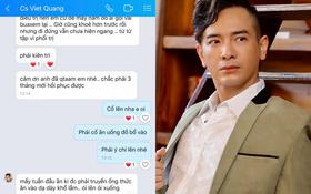 Những ngày cuối đời của ca sĩ Việt Quang: Phải truyền thức ăn vào dạ dày nhiều tuần, nói một câu nghe xót xa khi lâm trọng bệnh