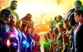 Giám đốc Marvel hé lộ thông tin đáng mừng về khả năng làm phim chung với DC: Liệu Avengers sẽ đấu Justice League?